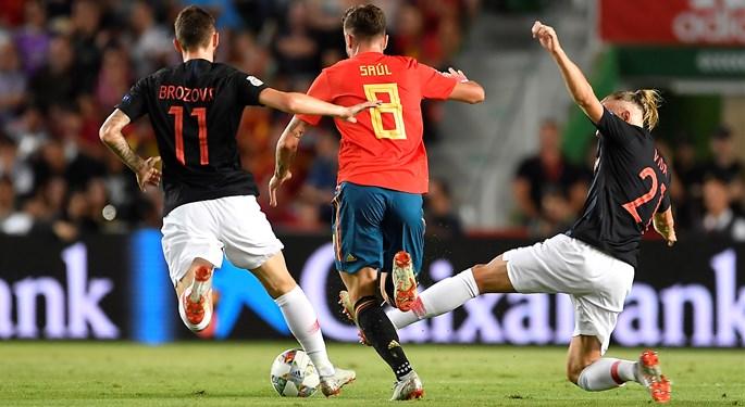 Španjolska u Elcheu uvjerljiva protiv Hrvatske