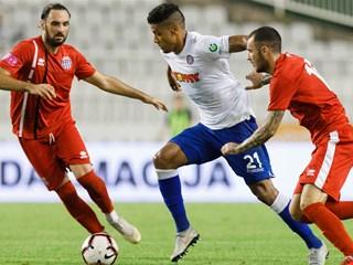 Video: Olmo presudio Gorici, Hajduk protiv Rudeša do prve pobjede