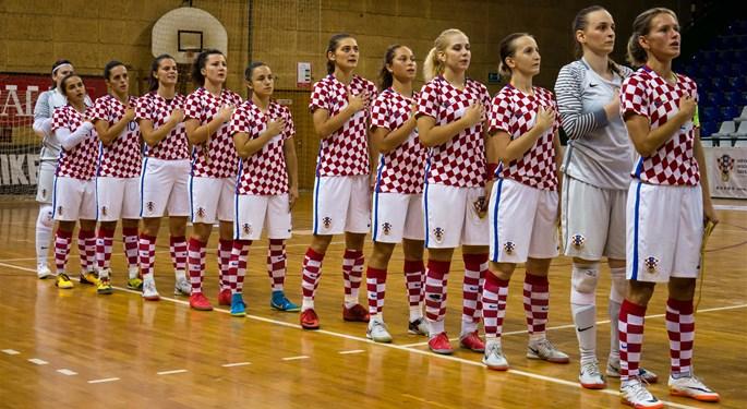 Hrvatice sudjelovale na međunarodnom turniru u Varaždinu