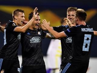 Odlični Dinamo izborio osminu finala Europske lige!