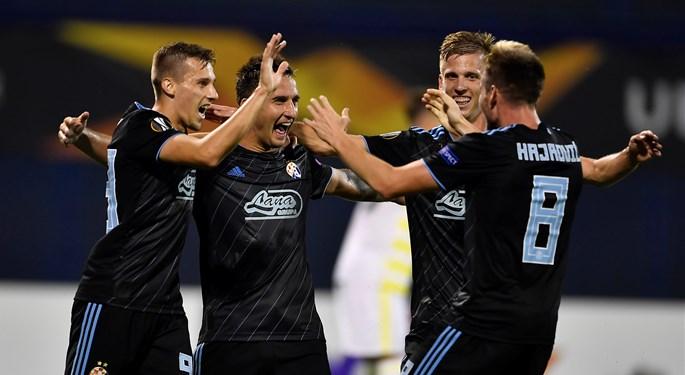 Dinamo zaključio sjajnu europsku jesen remijem s Anderlechtom