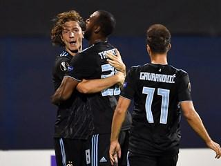 Velika pobjeda Dinama na početku Europske lige