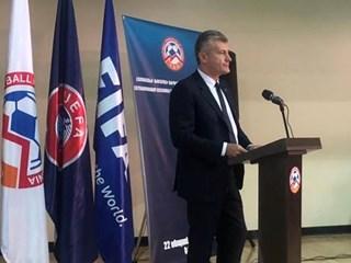 Predsjednik Šuker izaslanik Uefe u Armeniji
