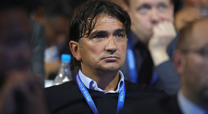 Izbornik Dalić i glavni instruktor Ćuk na Fifinoj konferenciji
