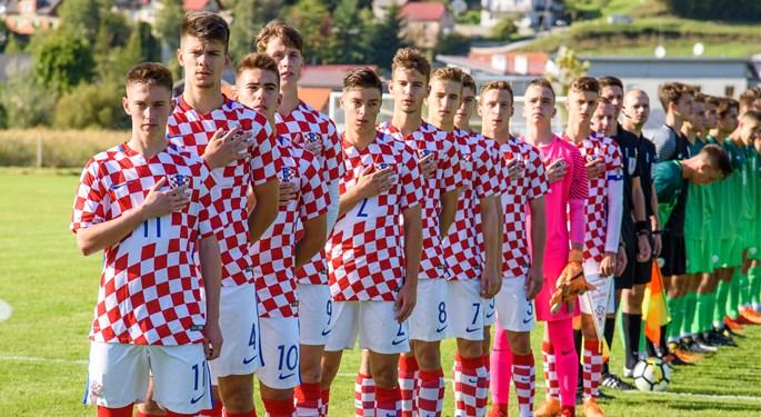 Hrvatska U-17 okupila se za Uefino kvalifikacijsko kolo
