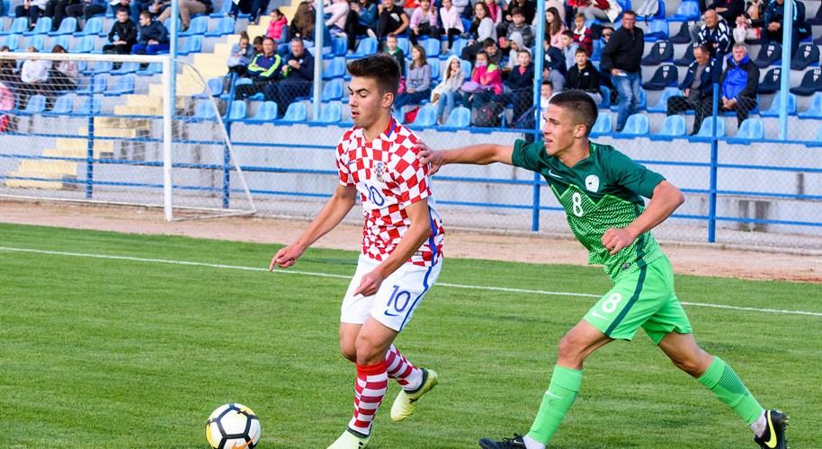 Hrvatski i slovenski nogometaši - suparnici i suradnici