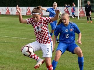 Poraz Hrvatske U-19 na otvaranju kvalifikacijskog turnira
