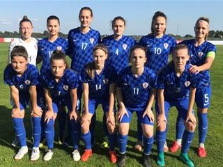 Visoka pobjeda Engleske U-19 nad Hrvaticama