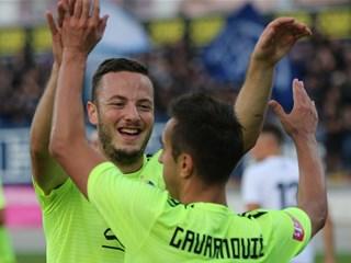 Video: Dinamo slavio u Zaprešiću, Osijek preokrenuo kod Gorice