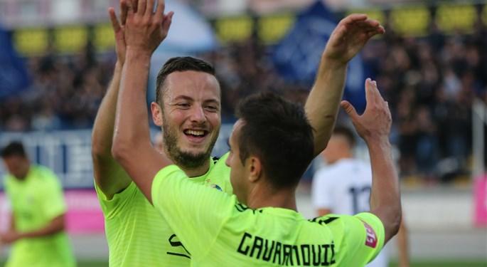 Tri od tri: Dinamo slavio i u Slovačkoj