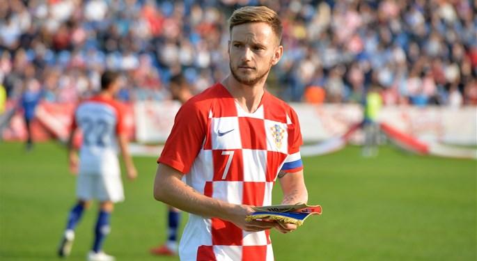 UEFA Foundation for Children signs Ivan Rakitić as its first ambassador