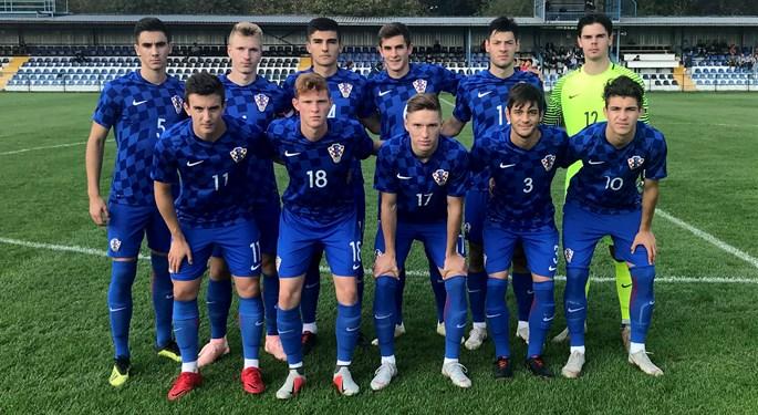 Popis Hrvatske U-19 za kvalifikacijski turnir u Češkoj