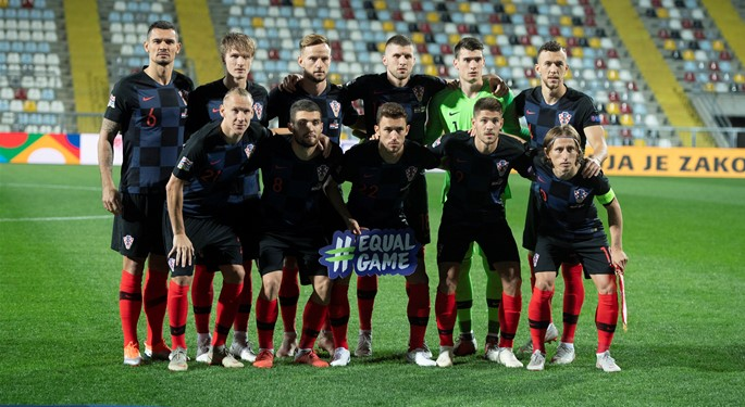 Croatia and England settle for a draw in Rijeka