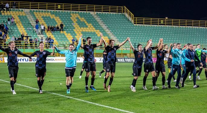 Video: Hrvatska U-21 pobijedila Grčku, došla na prag EP-a