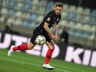 Povratnički pogoci Josipa Pivarića na Dynamovim pripremama
