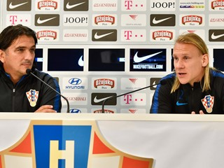Dalić and Vida hope for a good performance and a win