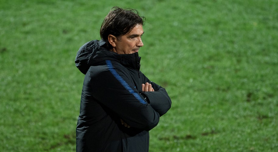 """Dalić: """"Served its purpose"""", Badelj: """"We needed this result"""""""