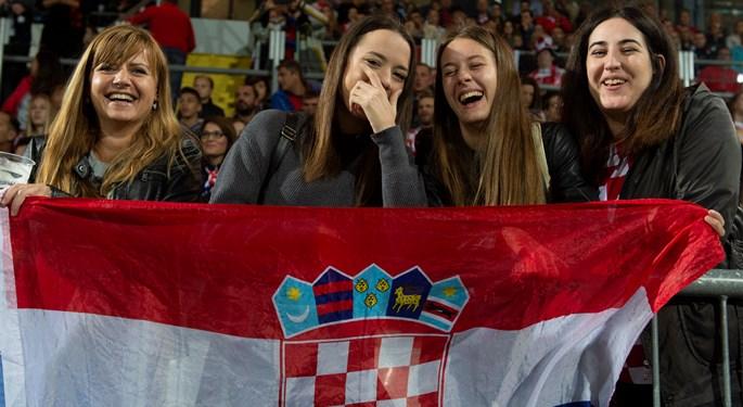 Informacije za navijače uoči utakmice Hrvatska - Slovačka
