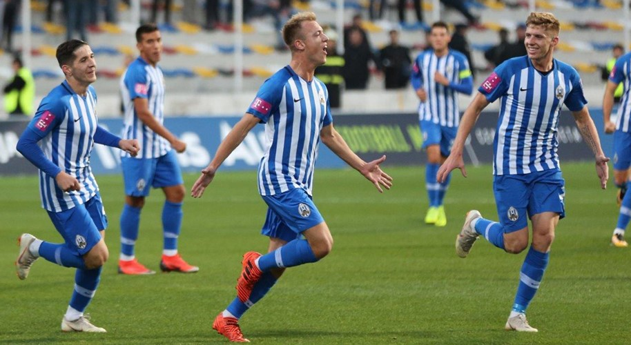 Video: Gorica slavila kod Slavena, Lokomotiva protiv Hajduka