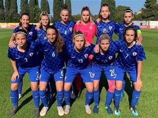 Norveške kadetkinje nadjačale Hrvatsku U-17