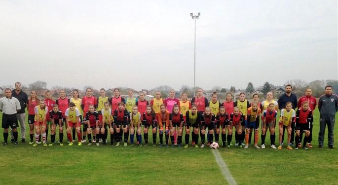 Odigrane selektivne utakmice za djevojčice
