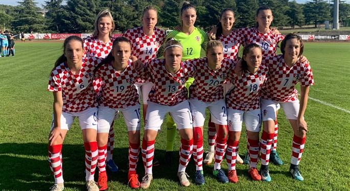 Hrvatska U-17 na kraju kvalifikacija svladala Izraelke