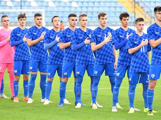 Video: Hrvatska U-17 s druge pozicije u Elitno kolo