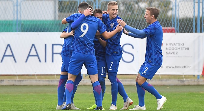 Video: Druga pobjeda Hrvatske U-17, osigurana viza za Elitno kolo