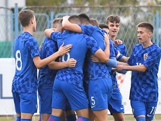 Video: Pobjednički start Hrvatske U-17 u Sinju