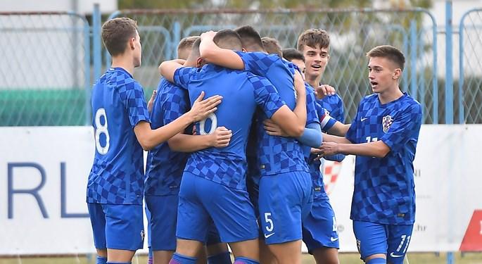 Hrvatska U-17 remizirala u prvom dvoboju s Turskom