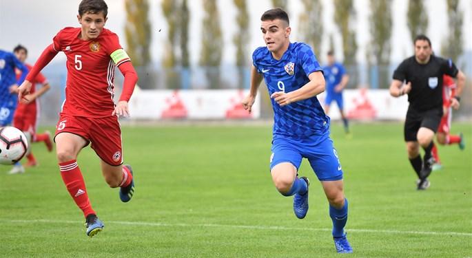 Hrvatska U-17 protiv Talijana u izravnom prijenosu na HNTV-u