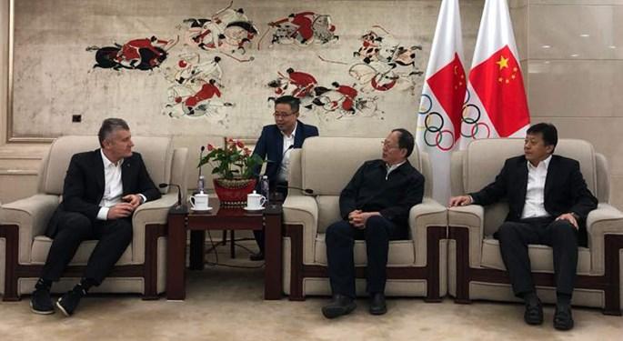 Predsjednik Davor Šuker u posjetu Kini