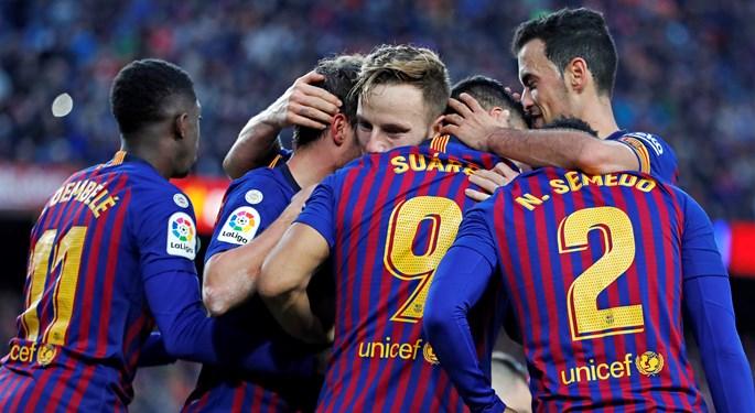 Rakitićeva Barcelona uvjerljiva protiv Modrićevog Reala