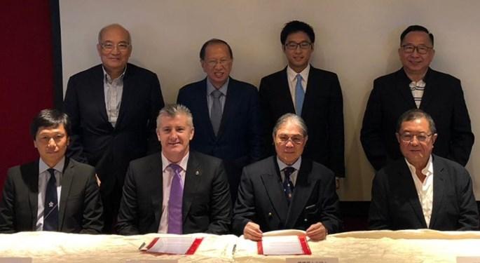 HNS i NS Hong Konga potpisali Memorandum o suradnji