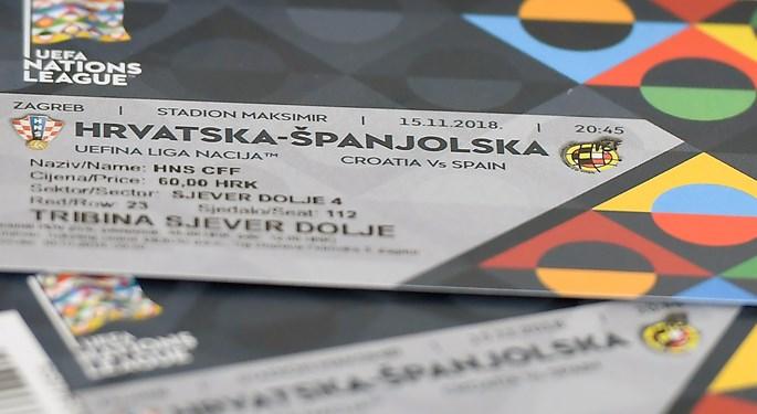 Rasprodane ulaznice za ogled sa Španjolskom!