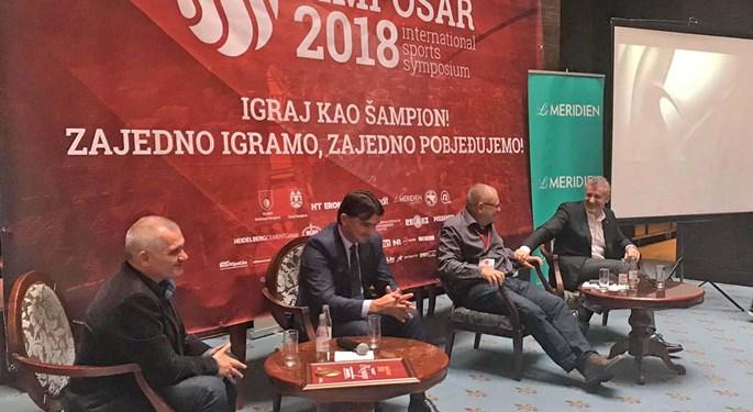 Simposar 2018: Nove nagrade za hrvatski nogomet