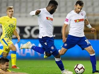 Video: Hajduk nadjačao Inter, Osijek slavio kod Slavena