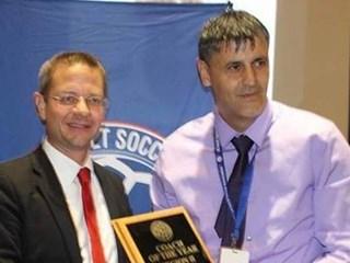 Siniša Alebić primljen u Hall Of Fame države Illinois
