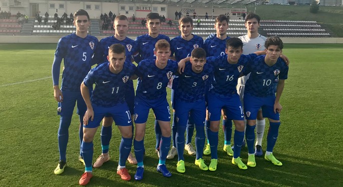 Hrvatska U-19 do boda na otvaranju kvalifikacija