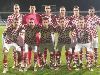 Video: Hrvatska U-20 bolja od Bjelorusije, hat-trick Kulenovića