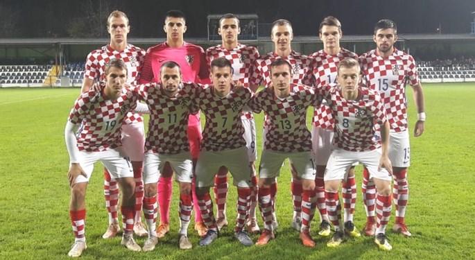Hrvatska U-20 bolja od Bjelorusije, hat-trick Kulenovića