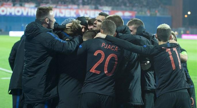 Hrvatska zadržala četvrto mjesto Fifine ljestvice