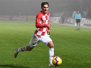 Povratak Hrvatske U-21 u Italiji, Halilović i Kalaica za remi