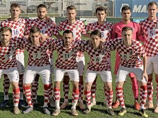 Video: Druga pobjeda Hrvatske U-20 nad Bjelorusijom