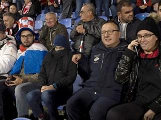 Pobjedu protiv Španjolske pratili i slijepi navijači
