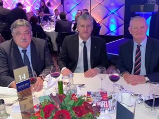 Engleski FA ugostio predstavnike HNS-a na službenom ručku