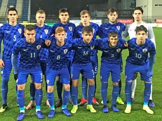 Hrvatska U-19 u Poreču ugošćuje Srbiju