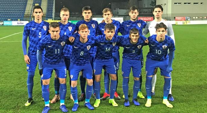 Video: Hrvatska U-19 u završnici do boda s Češkom i Elitnog kola