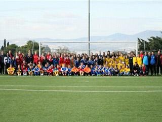Video: U Stobreču i Vranjicu održan selektivni turnir za djevojčice