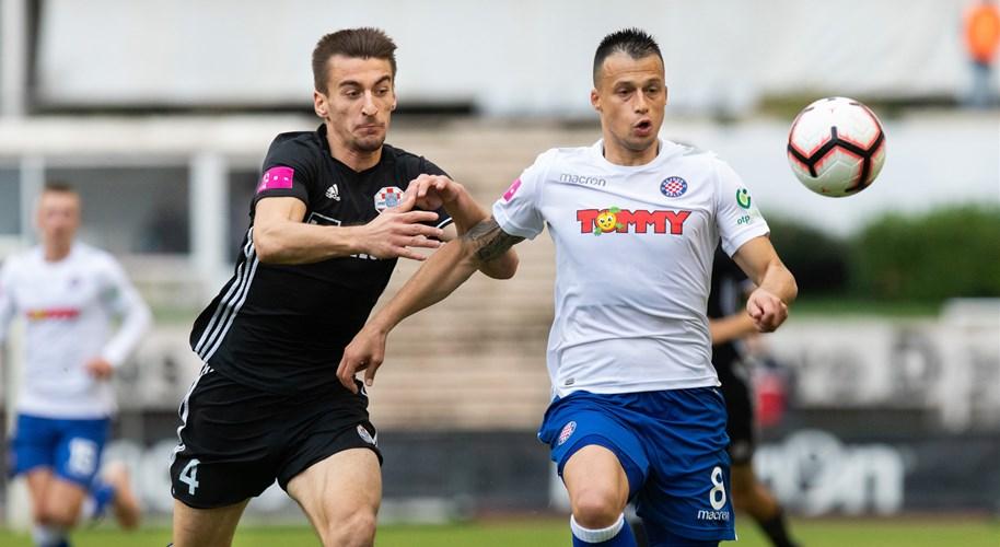 Video: Hajduku bod protiv Slavena, Osijeku bod kod Lokomotive